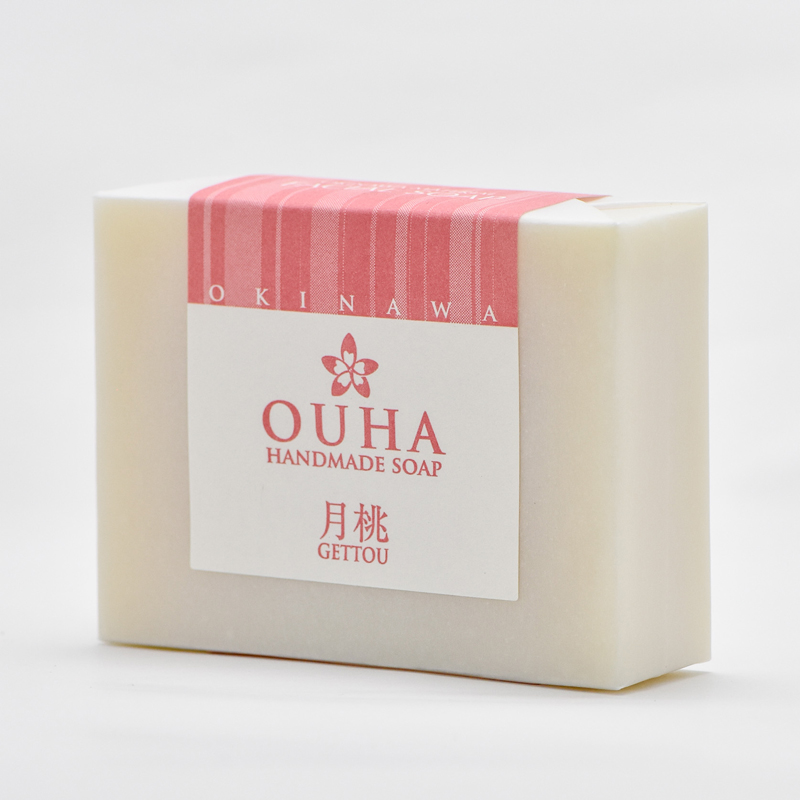 OUHAソープ 月桃(100g)
