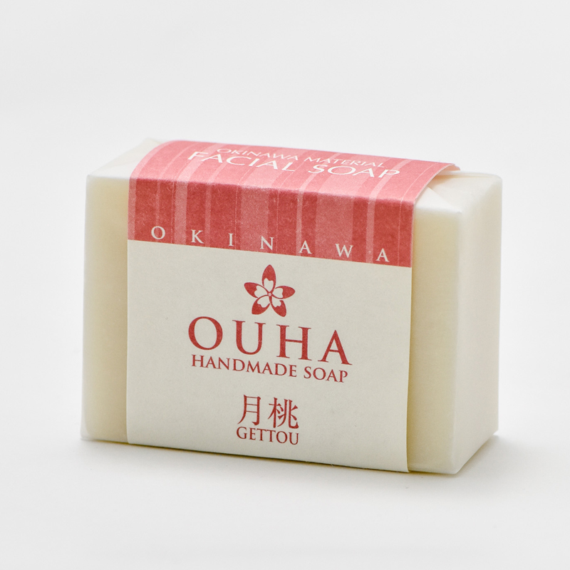 OUHAソープ 月桃(47g)